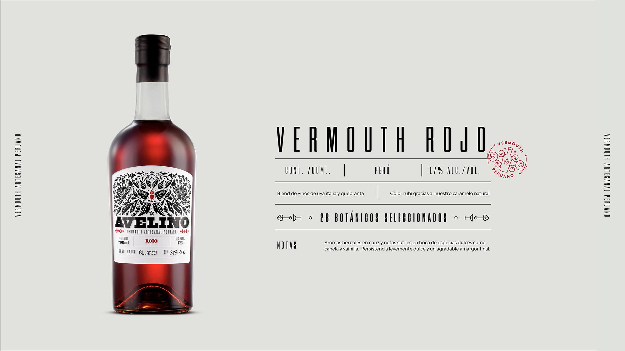 Vermouth Avelino